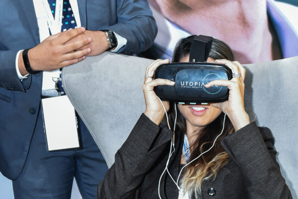 OH37 VR Corporate event guest experience