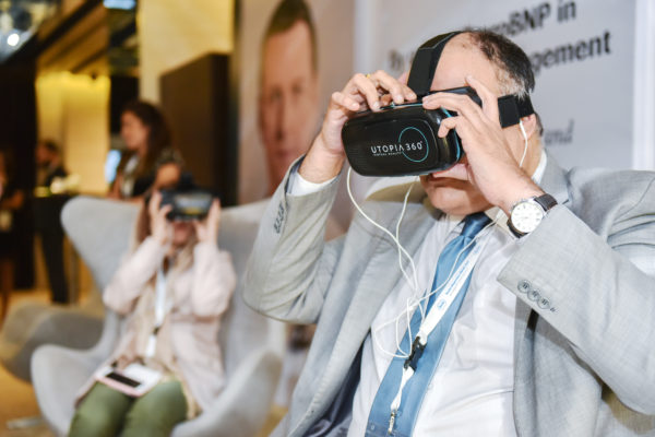 OH37 VR Emersive medical confrence experience